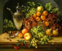 Generosity. (2002) 60х70 (oil on canvas)